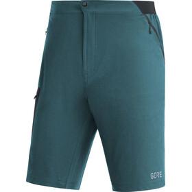 GORE WEAR R5 Shorts Men, Azul petróleo